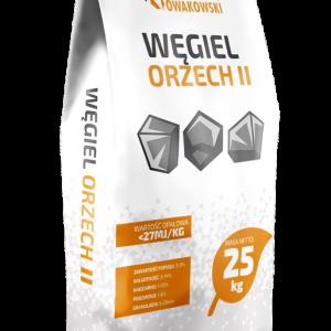 Orzech II – 25 KG